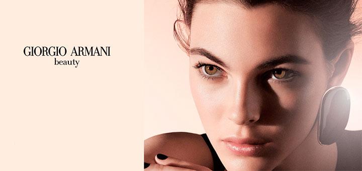 Fondo de maquillaje gratis con Giorgio Armani Beauty