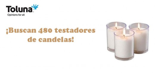 Prueba gratis candelas con Toluna