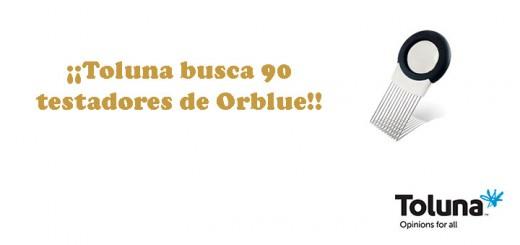 Buscan testadores de Orblue
