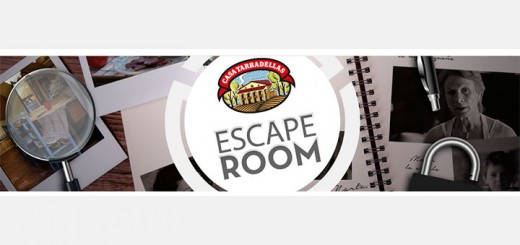 Gana con el Escape Room de Casa Tarradellas