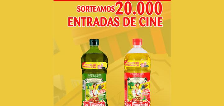 La Española sortea 20.000 entradas de cine