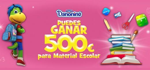 Gana 500€ con Danonino