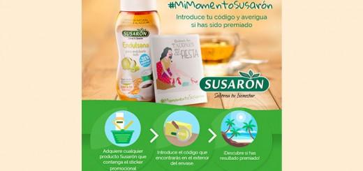 Consigue premios con Susarón