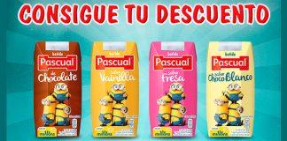 Consigue un descuento en Batidos Pascual