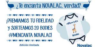 Novalac sortea 20 bodies