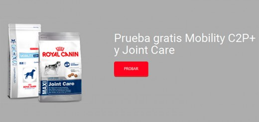 Prueba gratis Mobility C2P + Joint Care