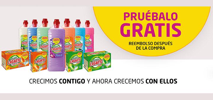 839b54e00 Prueba gratis productos Lagarto - Muestras Gratis Y Chollos