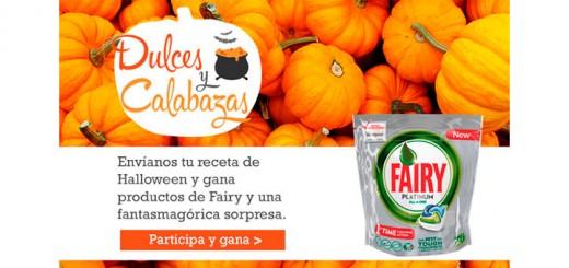 Gana productos Fairy en Halloween