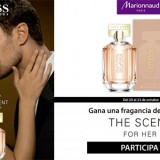 Gana una fragancia de The Scent for her