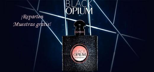 Muestras gratis de Black Opium