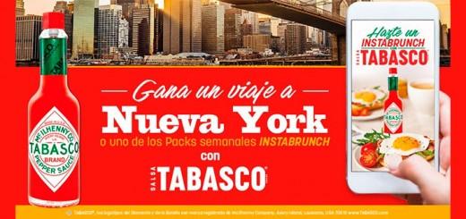 Gana un viaje a Nueva York con Tabasco