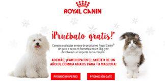 Prueba gratis Royal Canin