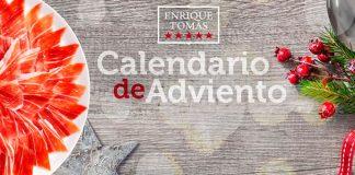 Calendario de Adviento Enrique Tomás