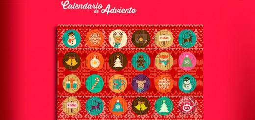Calendario de adviento Pompadour 2016