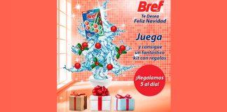 Consigue un kit con regalos con Bref