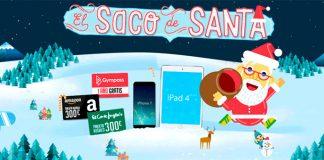 El saco de Santa Claus en Alimenta Sonrisas