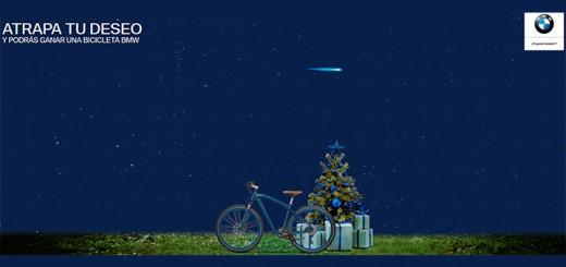 Gana una bicicleta BMW