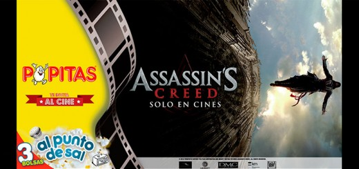 Popitas te invita a ver Assassin's Creed