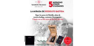 Gana un kit de Servicio del vino Ramón Bilbao