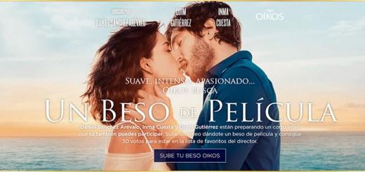 Oikos busca un beso de película