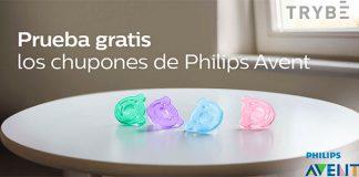 Prueba gratis Chupones Philips Avent con Trybe