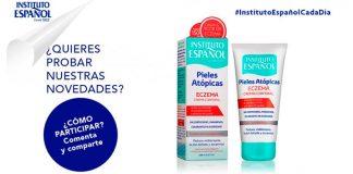 Instituto Español sortea Cremas Eczema