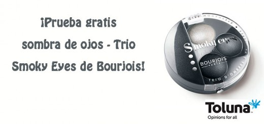 Prueba gratis Sombra de ojos Bourjois