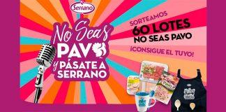Sortean 60 lotes especiales de Serrano