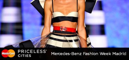 Asiste gratis a Mercedes-Benz Fashion Week Madrid
