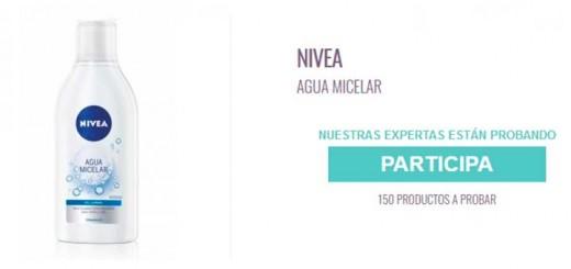 Prueba gratis Agua Micelar Nivea