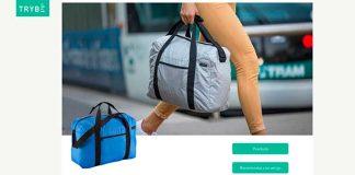 Prueba gratis maleta Newfeel Decathlon