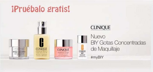 Prueba gratis maquillaje concentrado Blend It Yourself