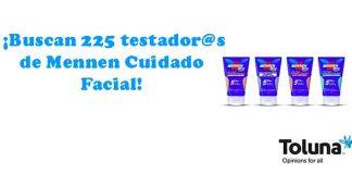 Prueba gratis Mennen Cuidado Facial