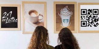 Consigue un 2x1 en Starbucks