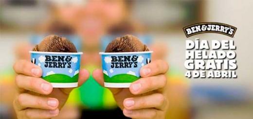 Día del helado gratis en Ben&Jerry's