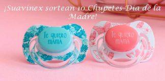 Sortean Chupetes Día de la Madre