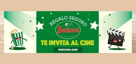 Entradas de cine gratis con Buitoni