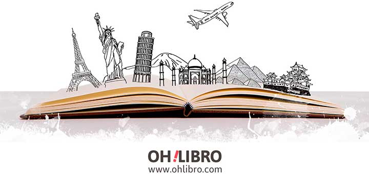 Gana un viaje y libros con OhLibro