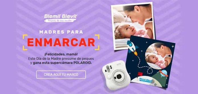 Gana una cámara Polaroid con Blemil y Blevit