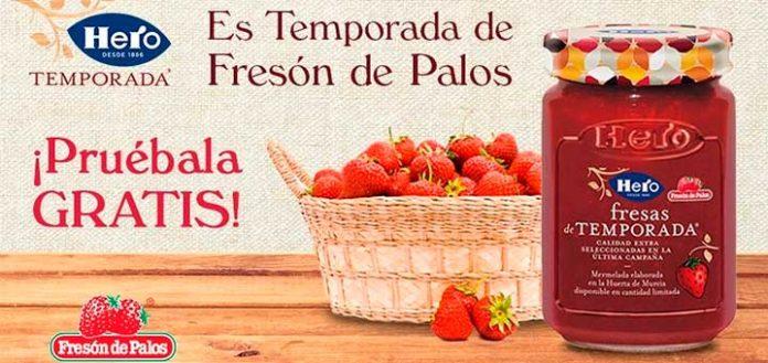 Prueba gratis Mermelada de Fresas de Hero