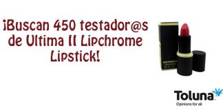 Prueba gratis Ultima II Lipchrome Lipstick