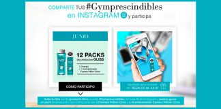 Gana un pack de productos Gliss