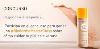 Gana una Master Class con Bioderma