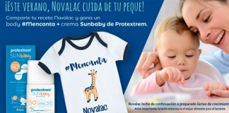 Novalac sortea 10 packs de productos