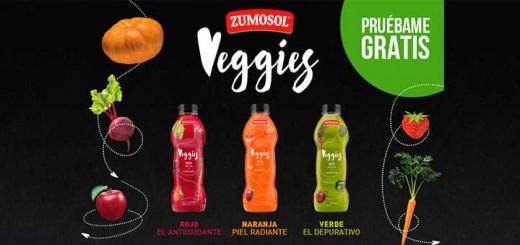 Prueba gratis Zumosol Veggies