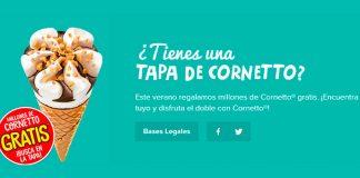 Regalan millones de Cornetto gratis