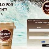 Cupones descuento para probar Nescafé Shakissimo
