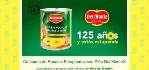 Gana premios con Piña Del Monte