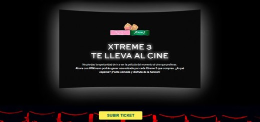 Xtreme 3 regala entradas de cine
