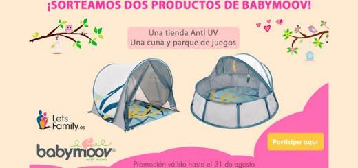 Lets Family sortea dos productos de Babymoov